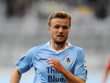Stephan Hain fällt verletzt für den TSV 1860 München aus