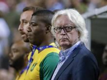 Winfried Schäfer droht mit Jamaika das frühe Aus in der WM-Qualifikation