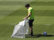 Joachim Löw bereitet sein Team in Ascona auf die EM-Tests vor.