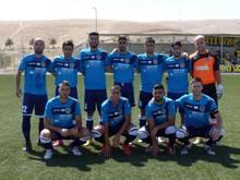 Die Mannschaft von Beitar Maale Adumim. Foto:Ben Hadad/Beitar Maale Adumim/dpa