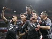 Die Bayern-Kicker wollen die Ligaspitze weiter zementieren