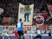 Die Kölner Fans beleidigten Dietmar Hopp übel