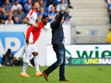 ManuelBaum hat beim FCAugsburg einenVertrag bis 2020