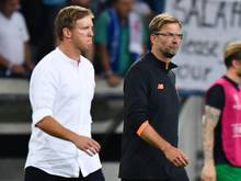 Duell der Star-Trainer an der Anfield Road
