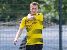 Marco Reus wird voraussichtlich Anfang 2018 ins Mannschaftstraining zurückkehren
