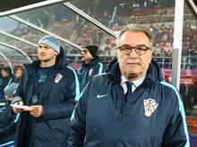 Muss seinen Trainerstuhl räumen: Ante Čačić