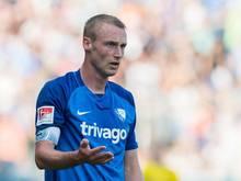 Felix Bastians wird wieder mit den VfL Bochum trainieren