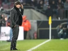 Beendete das Länderspieljahr ohne Niederlage: Bundestrainer Joachim Löw