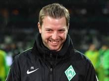 Florian Kohfeldt ist Trainer des SV Werder Bremen