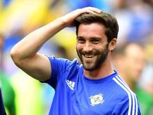 "Will Grigg is mal wieder ""on fire"""