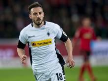 Träumt von einer WM-Teilnahme mit der Schweiz: Gladbach-Stürmer Josip Drmic