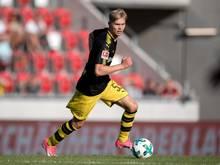 Wechselt von Borussia Berlin zu Union Berlin: Lars Dietz