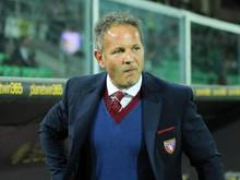 Sinisa Mihajlovic ist nicht länger Cheftrainer in Turin