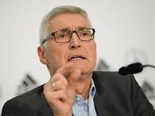 Schiedsrichter-Chef Lutz Michael Fröhlich sieht keine Spaltung der deutschen Referees.