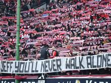 Die Fans des 1. FC Kaiserslautern werden ihr Team auch zum Nachholspiel nach Darmstadt begleiten
