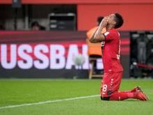 Will am Wochenende gegen Schalke wieder auf dem Platz stehen: Wendell