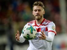 Aaron Hunt hofft auf einen Sieg gegen Ex-Klub Werder Bremen
