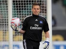 Der frühere Torhüter Frank Rost spielte bei Werder Bremen und dem Hamburger SV