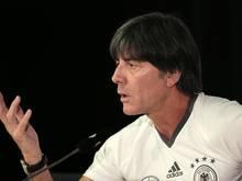 Hat bei vielen Bundesliga-Klubs taktische Mängel ausgemacht: Bundestrainer Joachim Löw