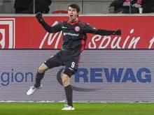 Wurde nun fest von Fortuna Düsseldorf unter Vertrag genommen: Benito Raman