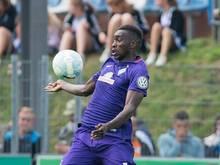 Der nach Antwerpen ausgeliehene Sambou Yatabaré bleibt beim Erstligisten in Belgien.