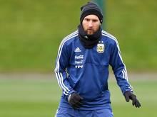 Am Freitag kommt es zum Duell zwischen Argentinien mit Lionel Messi und Italien