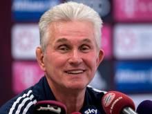 Jupp Heynckes kann mit den Bayern die Meisterschaft klarmachen