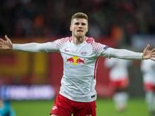 RB Leipzig möchte schnell mit Timo Werner verlängern