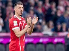 Sandro Wagner rechnet fest mit seiner WM-Teilnahme