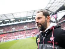 Köln-Coach Stefan Ruthenbeck gibt sich kämpferisch