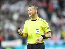 Björn Kuipers wird das Spiel zwischen dem FC Bayern München und Real Madrid leiten
