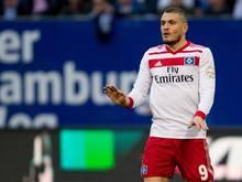 Kyriakos Papadopoulos will das HSV-Team auf vor dem kommenden Spiel gegen den VfL wieder zum Griechen ausführen