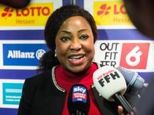 Der Senegalesin Fatma Samoura wird ein Interessenkonflikt bei der Wahl des WM-Gastgebers 2026 vorgeworfen