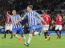 Pascal Groß schießt Brighton gegen Manchester zum Sieg