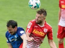 Der Vfl Bochum und Jahn Regensburg trennen sich zum Abschluss der Zweitligasaison mit 1:1