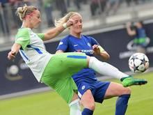 Alexandra Popp muss für das Pokalfinale endgültig passen