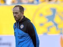 Bekam vier Tage nach seiner Entlassung noch eine Strafe aufgebrummt: Ex-Braunschweig-Coach Torsten Lieberknecht