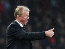 Neuer Coach der Queens Park Rangers: Steve McClaren