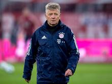 Nach dem Ende des Engagements von Jupp Heynckes beim FCBayern ist die Zukunft von Co-Trainer Peter Hermann noch ungeklärt