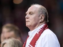 Uli Hoeneß hat auf eine kritische Aussage von Sandro Wagner reagiert
