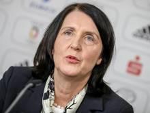 NADA-Chefin Andrea Gotzmann fordert Transparenz