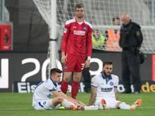 Die Karlsruher bleiben ein weiteres Jahr drittklassig