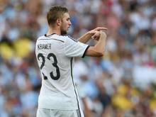 2014 selber noch im WM-Finale am Ball, 2018 als TV-Experte vor der Kamera: Christoph Kramer