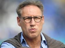 Darmstadts Präsident Rüdiger Fritsch sucht vorerst keinen Sportdirektor