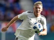 Erzielte seinen zweiten Saisontreffer: Bastian Schweinsteiger