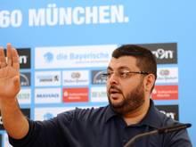 Hasan Ismaik, Investor des Drittligisten TSV 1860 München