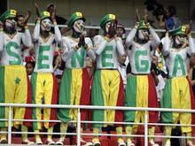 Die Fans aus Senegal erlebten aus ihrer Sicht einen erfreulichen WM-Auftakt