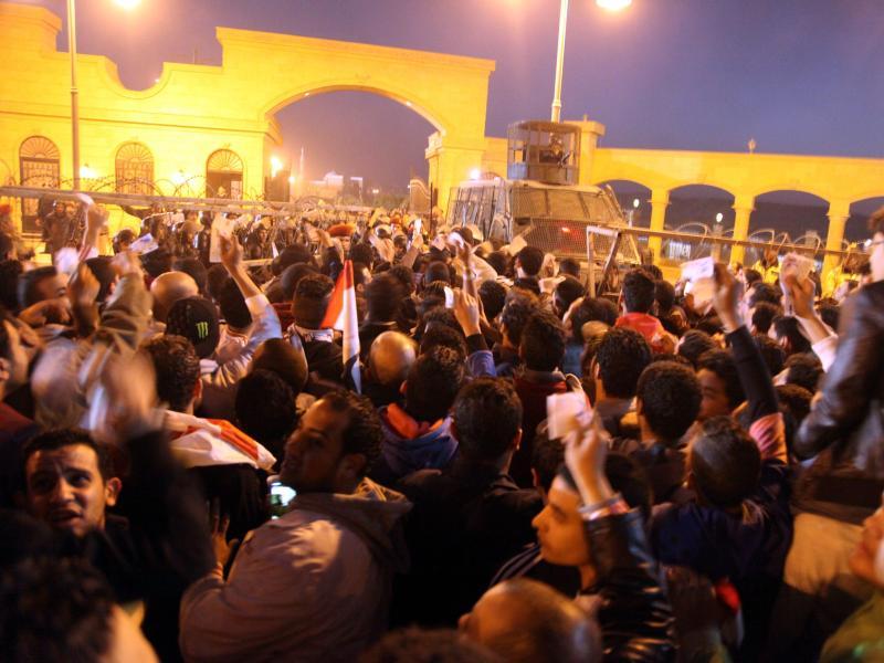 Anfang Februar gab es in Ägypten schwere Ausschreitungen bei einem Erstligaspiel