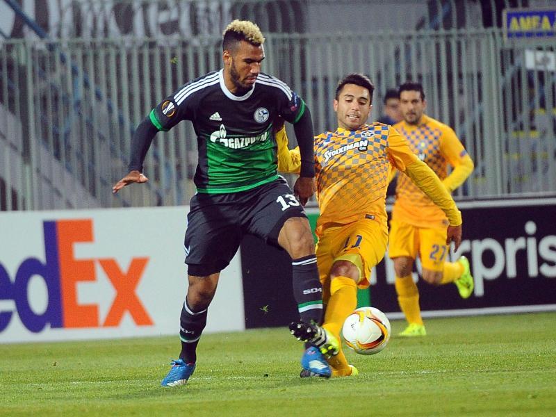 Eric Maxim Choupo-Moting gelangen zwei Treffer in Tripoli