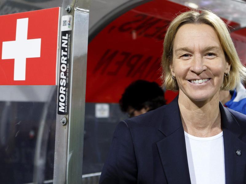 Trainerin Martina Voss-Tecklenburg hat den Zypern-Cup gewonnen